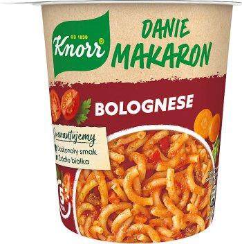 Knorr Danie makaron bolognese